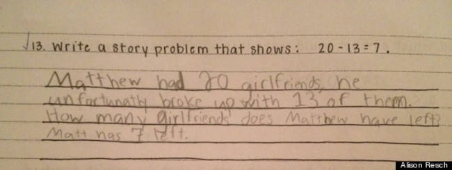 These Homework Hating Kids Are Hilarious! 15 Examples Of Funny